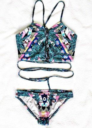 Kup mój przedmiot na #vintedpl http://www.vinted.pl/damska-odziez/stroje-kapielowe-bikini/17543811-nowy-wiazany-stroj-kapielowy-bikini-roz-m