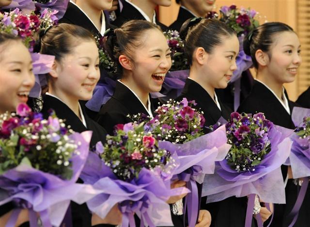 #Japan takarazuka