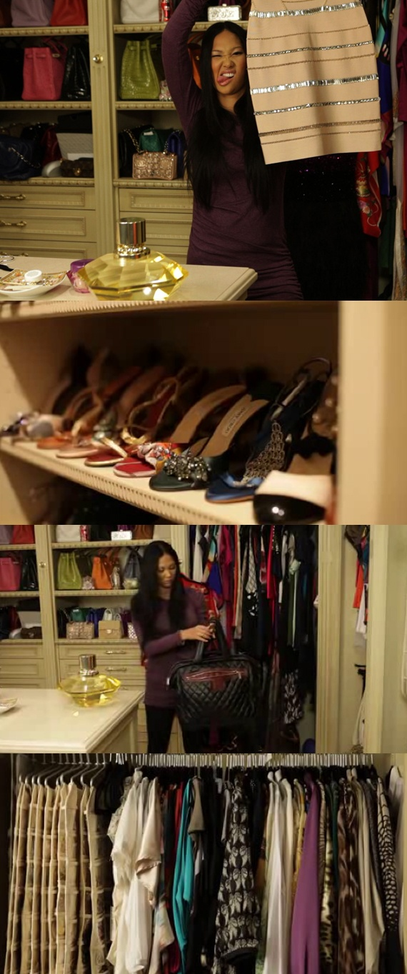25 Celebrities with Over-the-Top Closets | Top Indi News