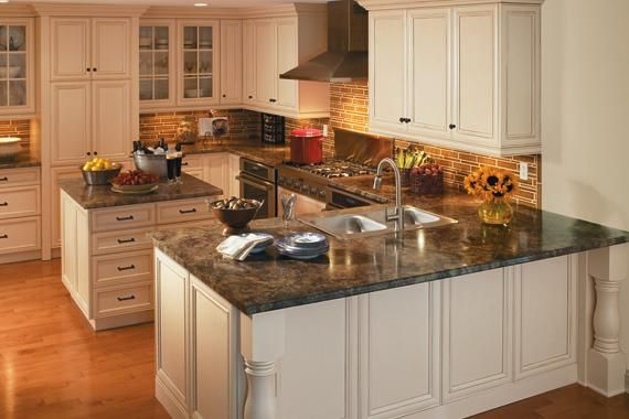 1000 Images About Kitchens On Pinterest Butcher Blocks Maple Kitchen Cabinets And Butcher