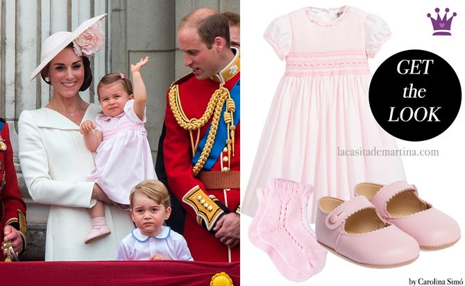 lacasitademartina.com #lacasitademartina #modainfantil #roya #british #princessCharlotte #princeGeorge #KateMidleton #modaniños #kidswear  ♥ Copia el look de la PRINCESA CHARLOTTE de Inglaterra ♥