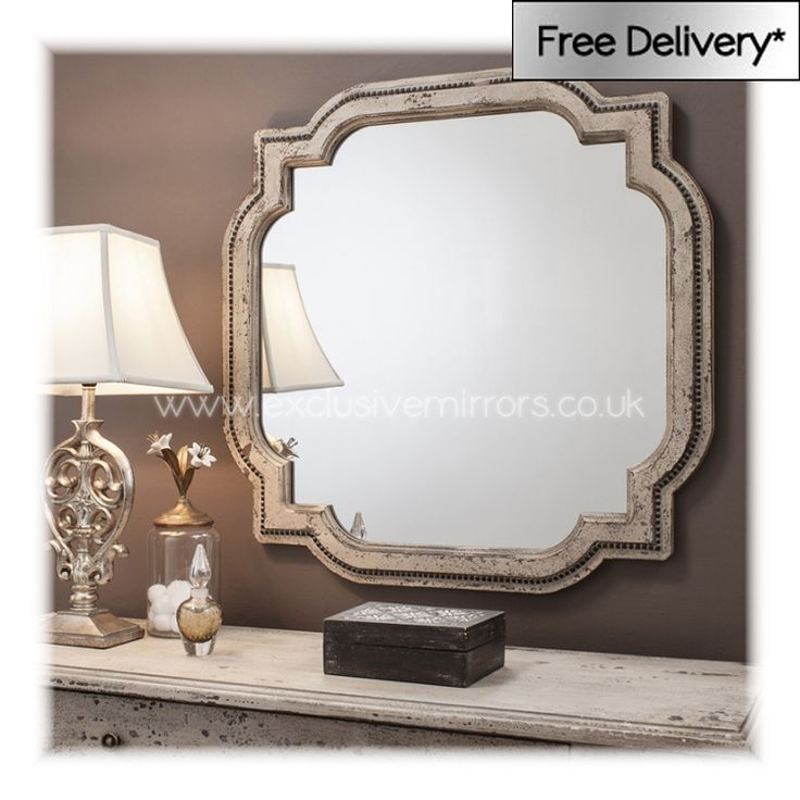 Hartley Mirror 79 x 79 cm Hartley Mirror | Exclusive Mirrors [EE1062] - �122.30 - Mirrors for Every Interior from Exclusive Mirrors