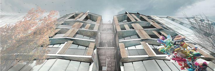 Terka Stambolijska - bytový dům v zástavbe 05-2014
