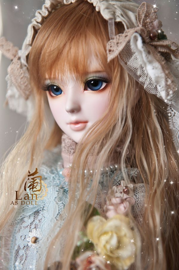 bjd youth doll Lan from Angell Studio