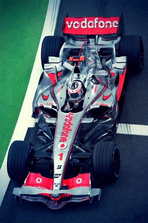 Fernando Alonso - McLaren - 2007