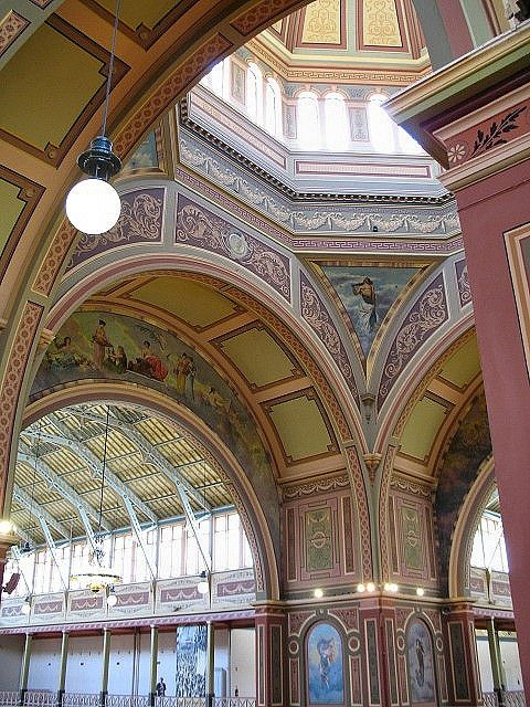 ♥ Royal Exhibition Building, Melbourne ~ Victoria