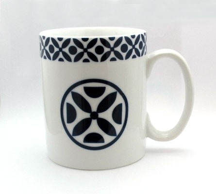 Celtic cup. Handmade in Galicia. Artcraft of The Way of St.James. Tax free $5.50