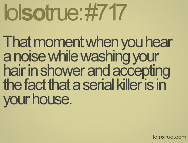 Happens allllllll the time!