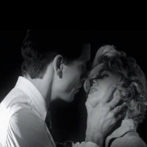 ..Half a Kiss... ;-)