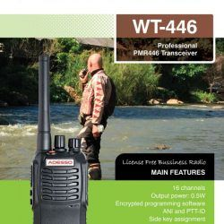 The New Adesso Twin Pack Hits the Mark In the Two Way Radio World!