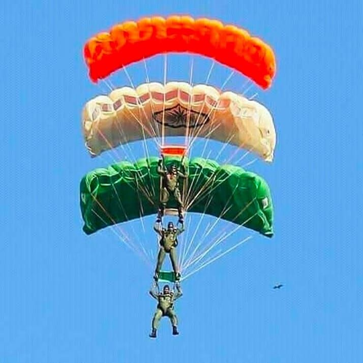 Image May Contain Sky Outdoor And Nature Indian Army Indian Army Special Forces Indian Army Quotes