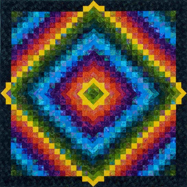 two tone quilt patterns | Plum Tree Quilts: Luminous
