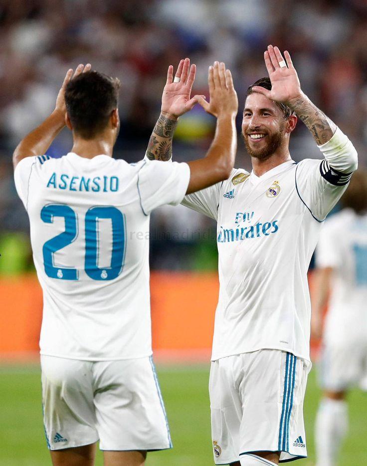 Marco Asensio & Sergio Ramos