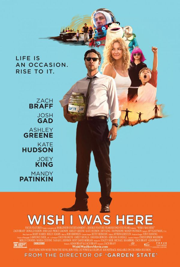 Nice Zach Braff Breaks Down U0027Wish I Was Hereu0027 Soundtrack Song By Song