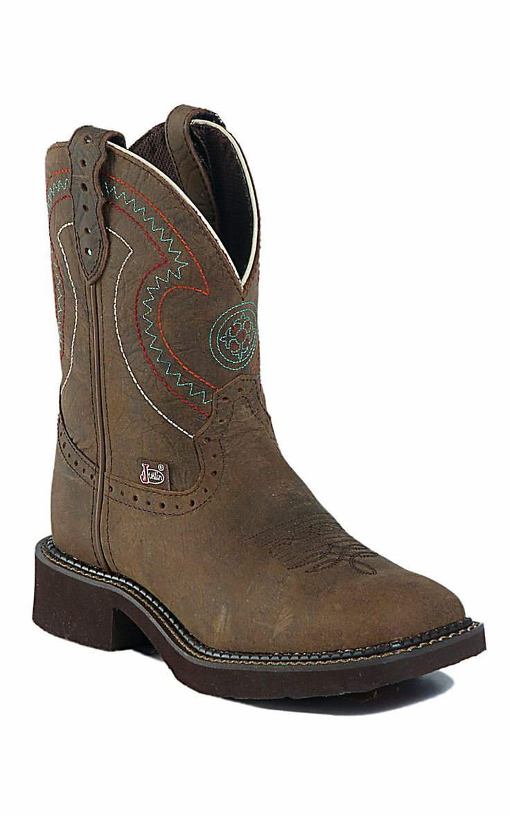 Popular Justinu00ae Ladiesu0026#39; Gypsy Collection Boot - Fort Brands