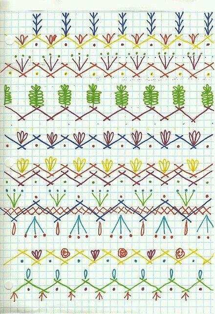 Herringbone variations