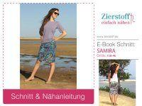 Schnittmuster für Röcke online kaufen » Zierstoff - einfach nähen