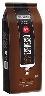 Douwe Egberts Professional has redesigned the packaging of three of its Espresso beans products to raise awareness that they are now 100% UTZ certified. Potential Beverage Innovation Awards winner at Drinktec?