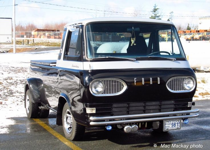 17 Best images about Econoline Pickups on Pinterest ...