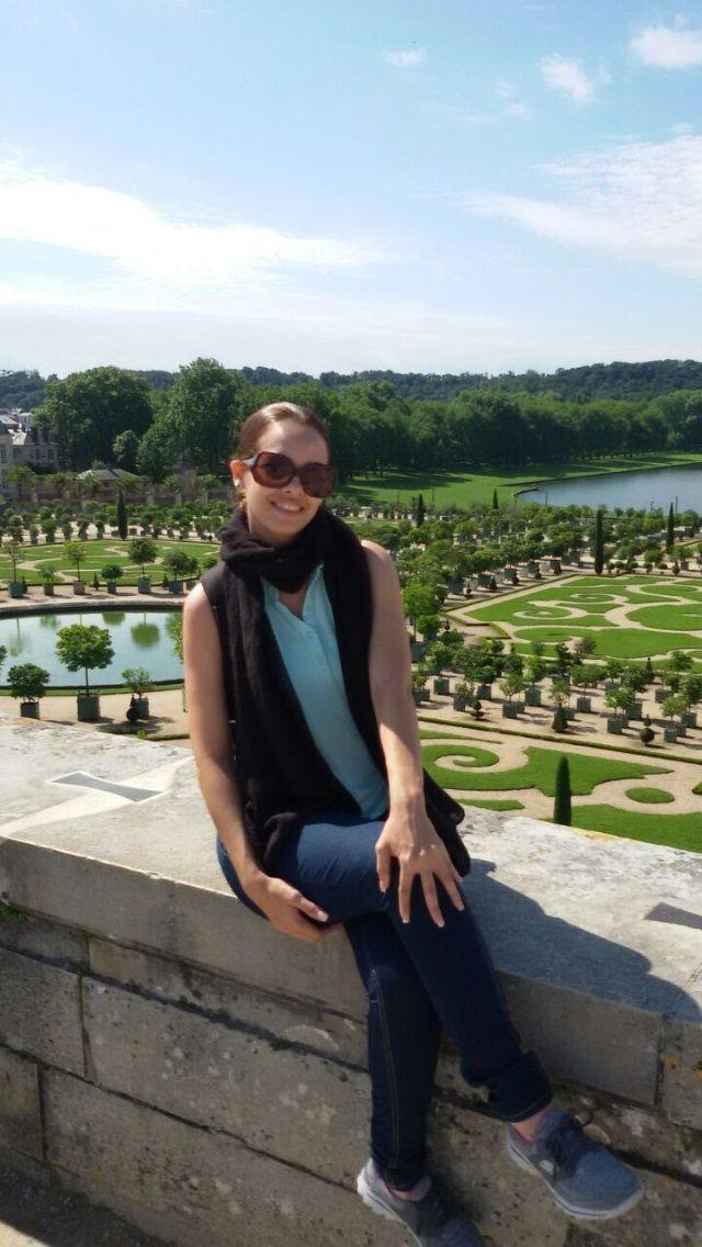 Fotografía: Wirber Hernandez - Versalles - Circuito Panorama Europeo