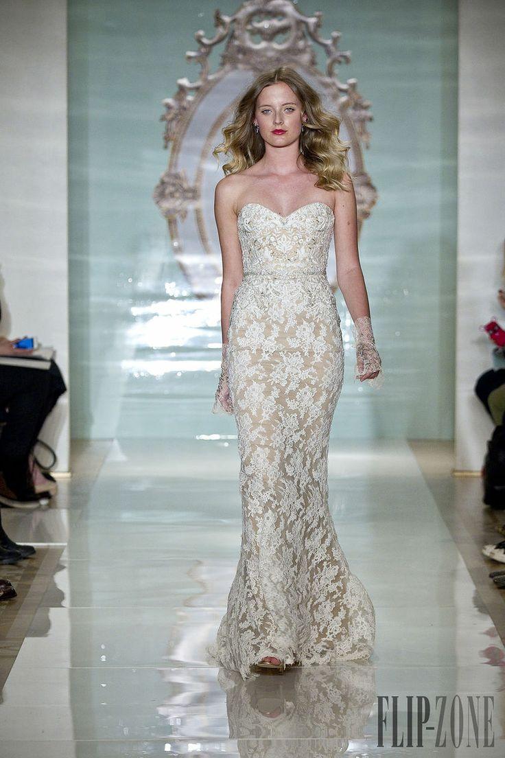 24 best Bridal Spring 2015 images on Pinterest | Wedding frocks ...