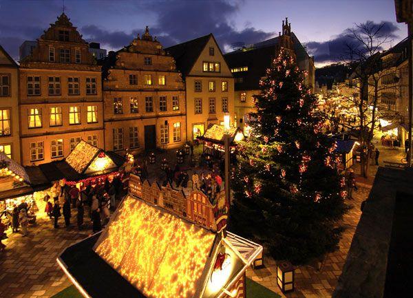 Bielefeld, Weihnachtsmarkt