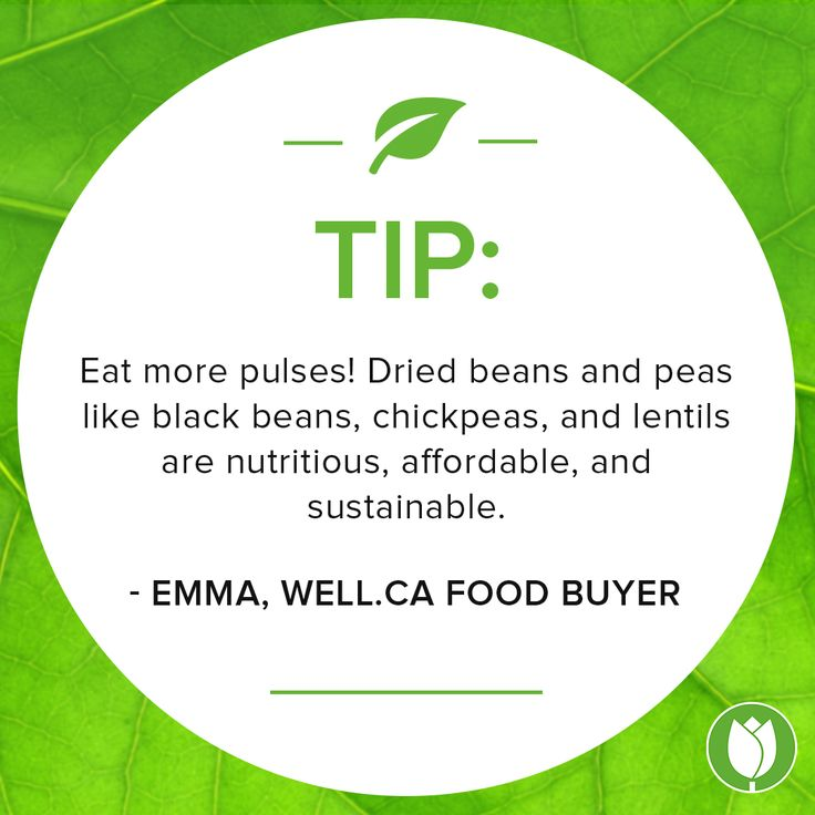 2016 is the International Year of Pulses, which means it's the perfect time to add more of these sustainable and delicious ingredients into your diet!