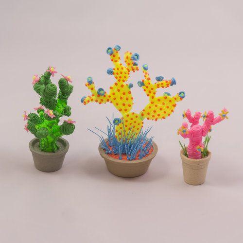 3D Pen Cacti [1st Edition]