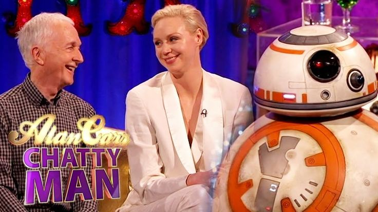 Gwendoline Christie, Anthony Daniels And BB-8 In A Star Wars Spectacular - Alan Carr: Chatty Man - YouTube