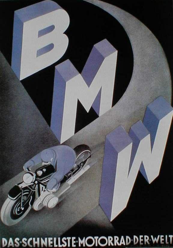 Vintage BMW Foto. – ADVrider   – Bimmerfest | Event Poster