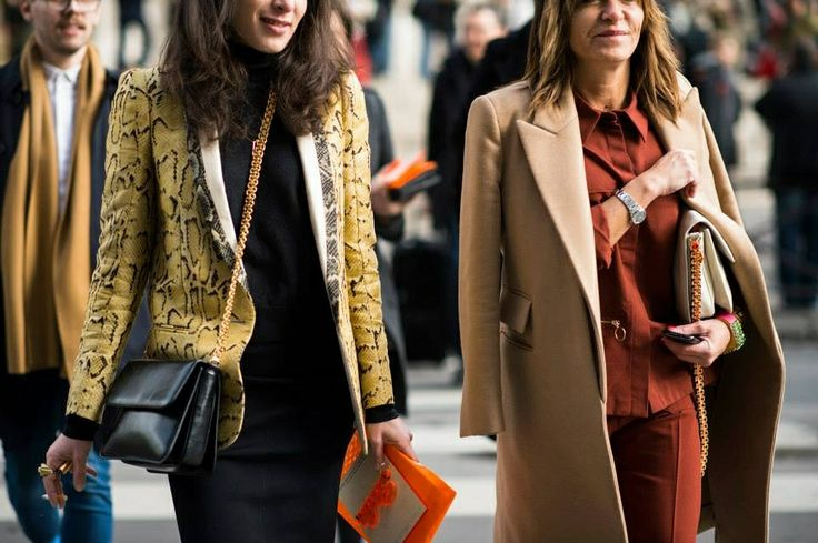 Street Style In París