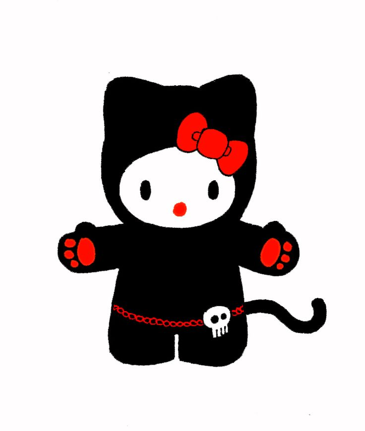 17 best images about hello kitty on pinterest daniel o 39 connell hello kitty art and sanrio - Hello kitty halloween ...