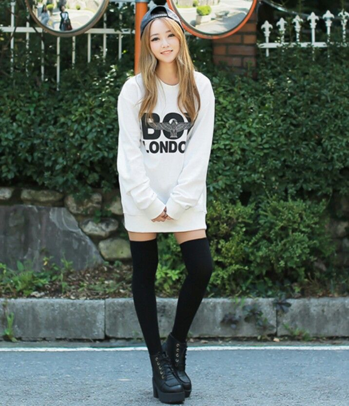 Ulzzang Ulzzang Girl Girl Cute Korean Kfashion