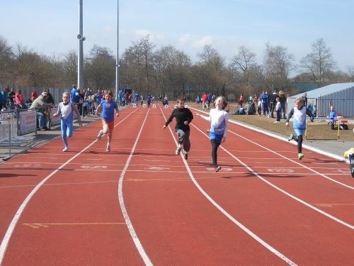 Openingswedstrijd bij NEA 60m sprint (07-04-2013)