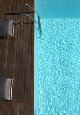 love the deck ... Pool Maintenance, Calcium Removal & Tile Cleaning: Aquaman Pools