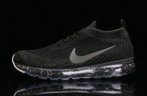 2803e8714bbe2 Mens Womens Nike Air Vapormax Flyknit Black Army Green Running Shoes Nike  Air Vapormax