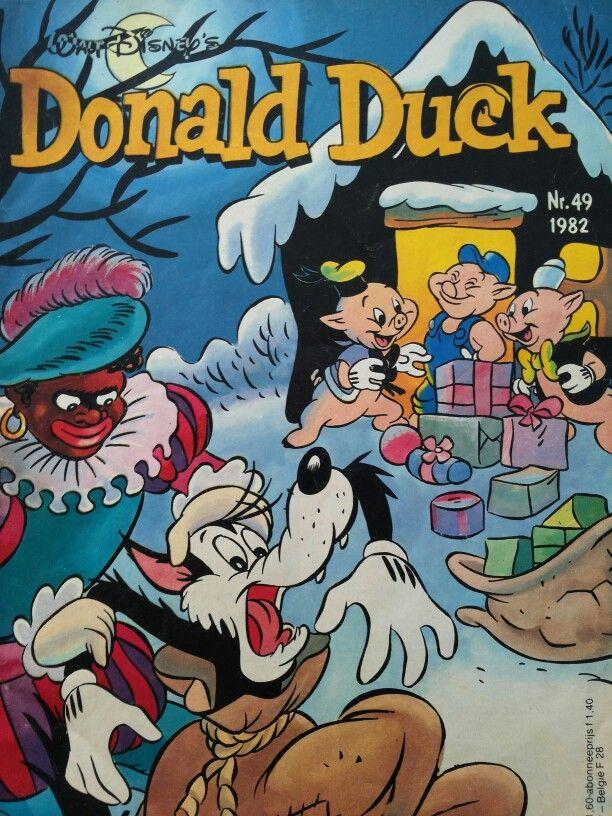 Sinterklaas 'cover' 1982
