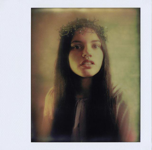 Noble Heart by rachael*b, via Flickr Polaroid Photography by Rachael Baez