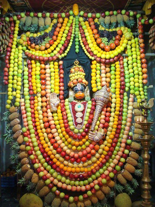 Anjaneya at Peelamedu Anjaneya Temple Coimbatore - TemplePurohit.com - http://ift.tt/1HQJd81