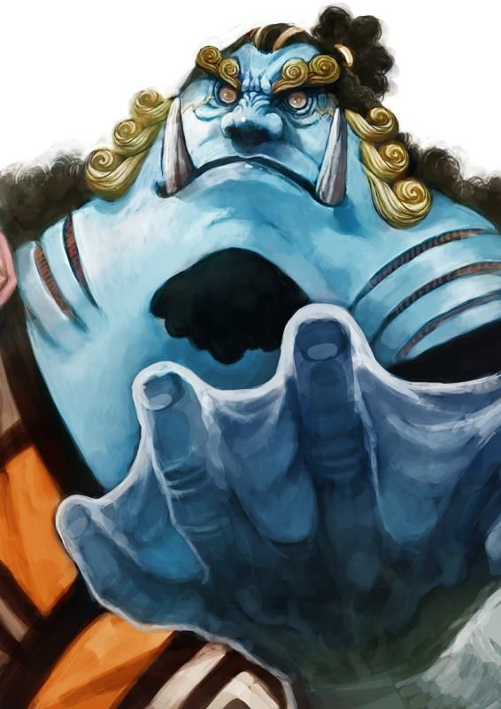 Jinbe,Shichibukai,Sun Pirates - One Piece,Anime