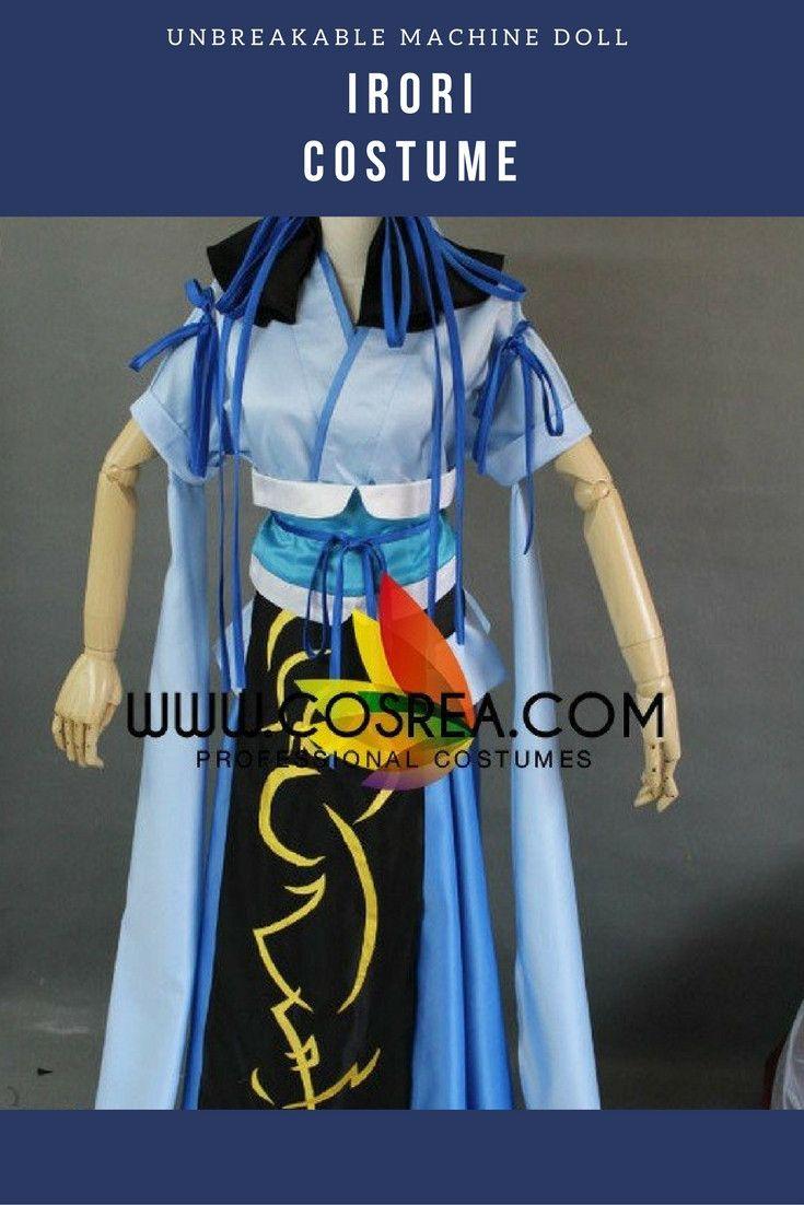Unbreakable Machine Doll Irori Cosplay Costume