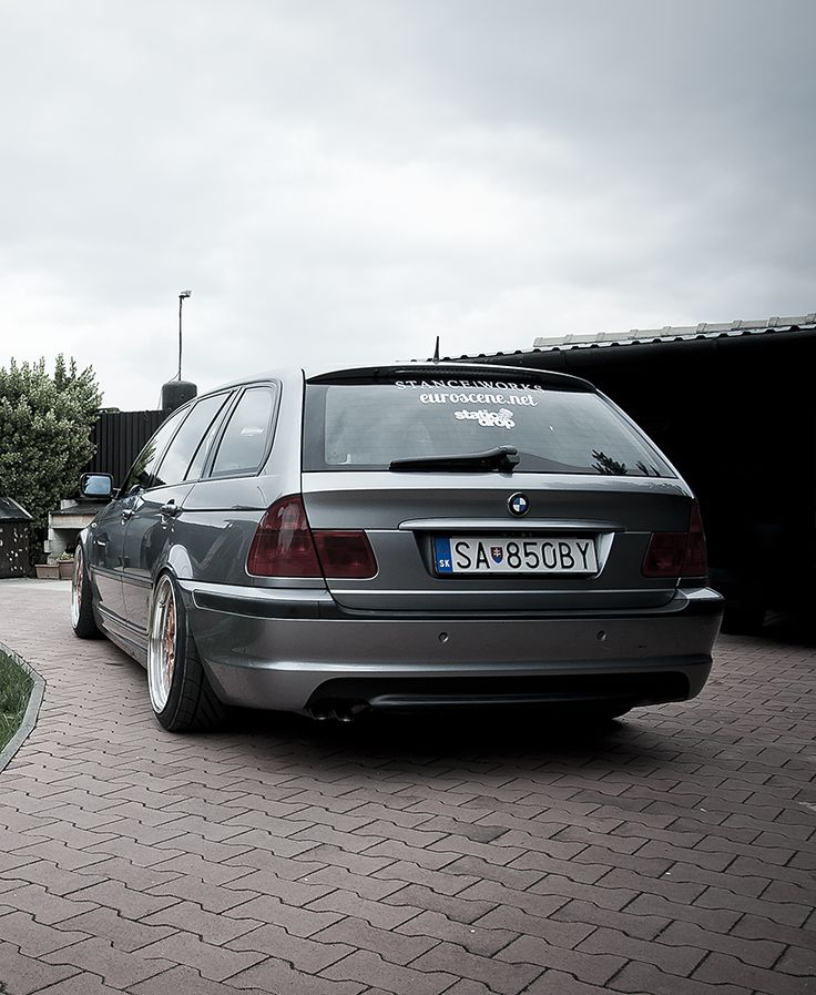 32 Best Bmw E46 Touring Images On Pinterest