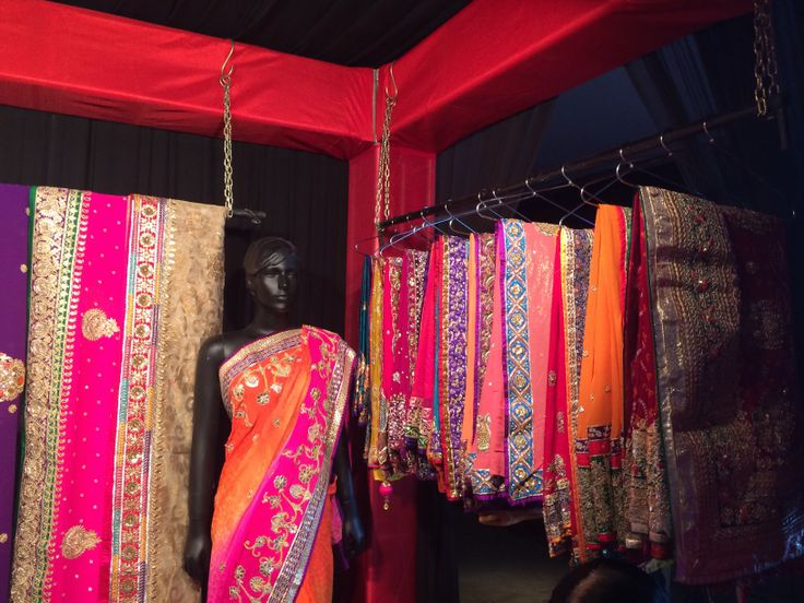 Bright beautiful colors for the weddings!