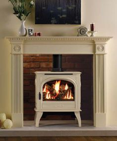 Image Result For Fireplace Mantels For Gas Free Standing Stoves Wood Fireplace Fireplace Home Fireplace