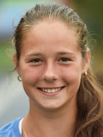 """Daria Kasatkina Residence: Togliatty, Russia Date of Birth: 07 May 1997 Birthplace: Togliatty, Russia Height: 5' 7"""" (1.70 m) Weight: 137 lbs. (62 kg) Plays: Right-handed (two-handed backhand) Status: Pro (2014)"""