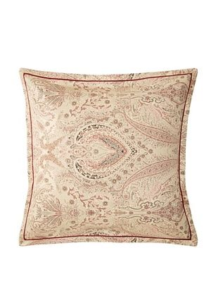 54% OFF Errebicasa Sorrento Euro Sham (Wine)