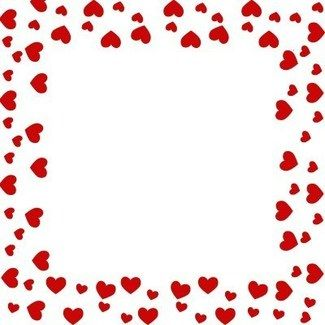 17 Best images about heart borders on Pinterest | Clip art, Pink ...