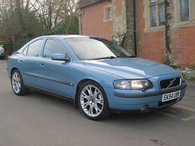 eBay: Volvo S60 SE D5 Auto 2004, 54 reg (Spares, Repairs or Scrap - NO MOT) #carparts #carrepair