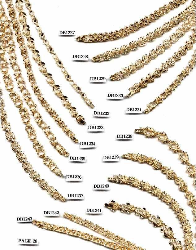 bracelet(brass casting)