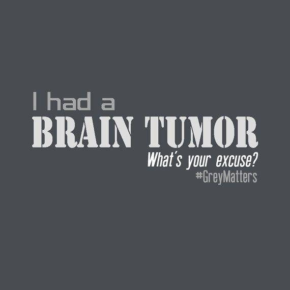 Cancer survivor awareness brain tumor cancer gbm by TeamBeth